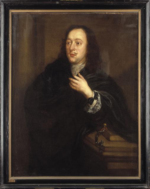 Portrait of Jan van de Vijvere, Dean of the Surgeons' Guild in Bruges