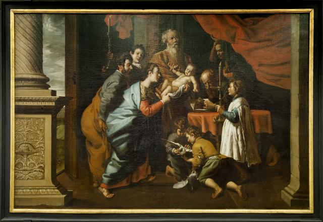 Presentation of Jesus in the Temple and the prophecy of Simeon