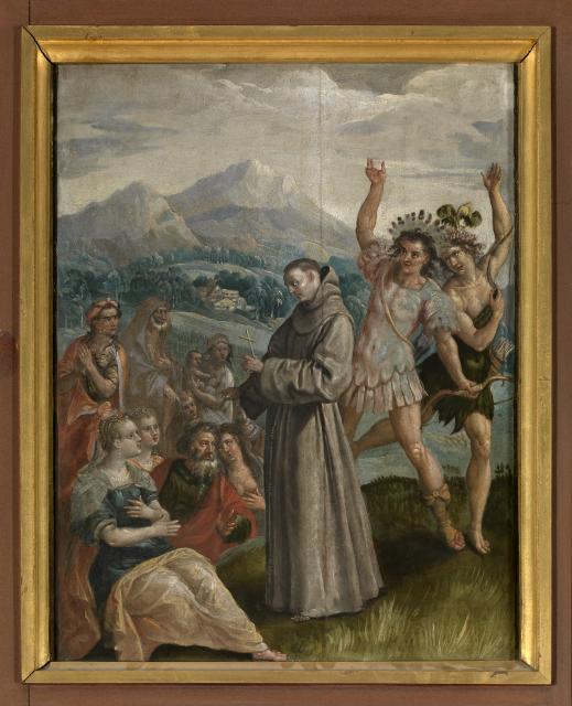 The Story of Saint Didacus of Alcalà