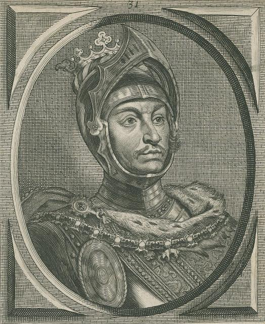 Portrait of Charles the Bold I