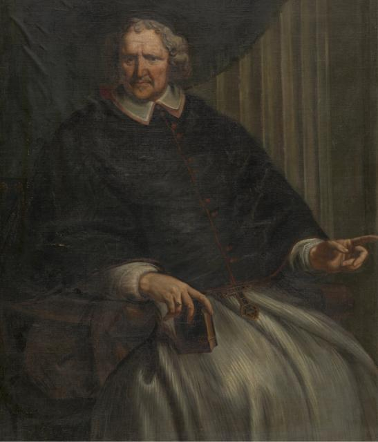 Aubertus van Eede, Bishop of Antwerp