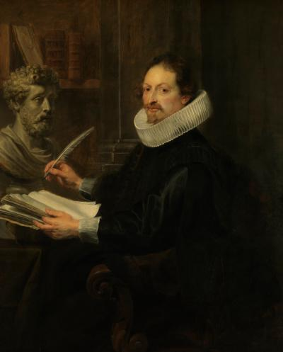Peter Paul Rubens, Gaspard Gevartius, Royal Museum of Fine Arts, Antwerp.