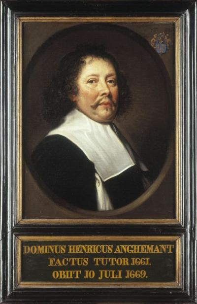 Portrait of Hendrik Anchemant