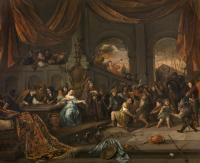 Mauritshuis Rediscovers Jan Steen Painting
